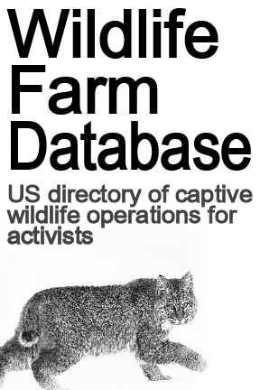Wildlife Farm Database